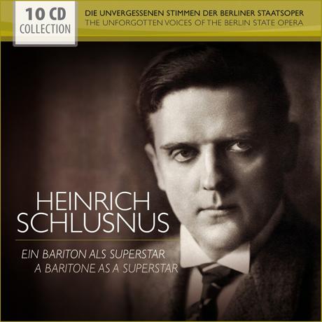DVD_CD_Heinrich Schlusnus