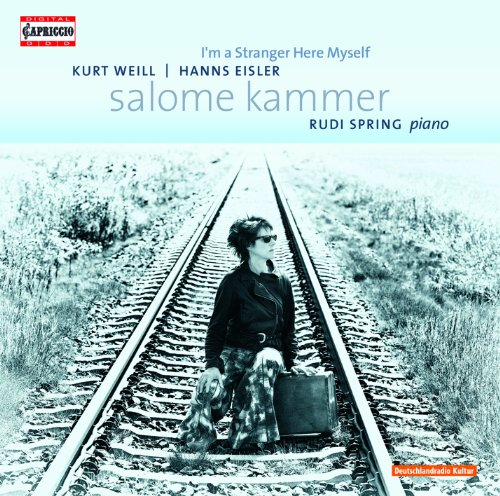 DVD_CD_Salome Kammer_Capriccio