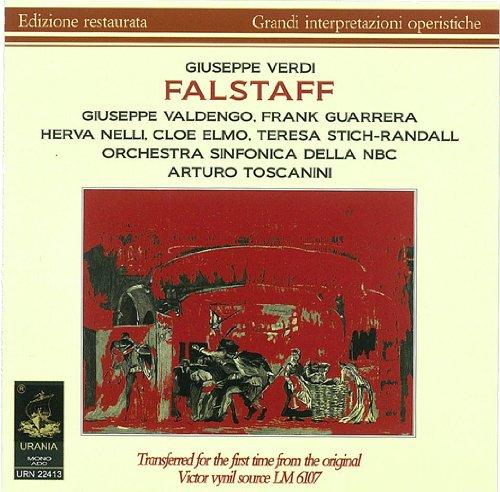 Toscanini - Falstaff