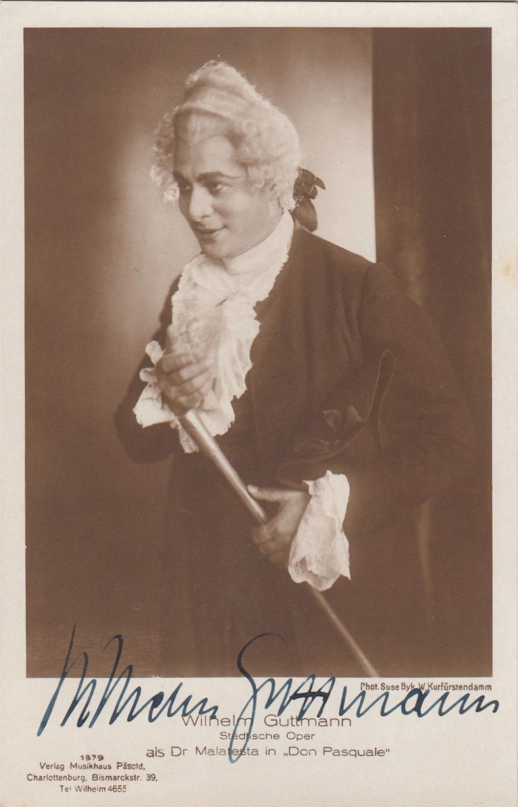 Wilhelm Guttmann