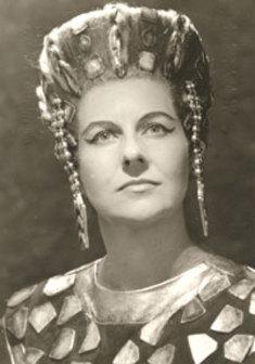 Anna Reynolds Fricka Bayreuth 1970