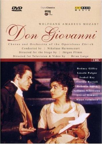 DVD Don Giovanni Flimm Arthaus