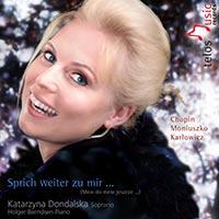 DVD_CD_Dondalska_Sprich weiter zu mir