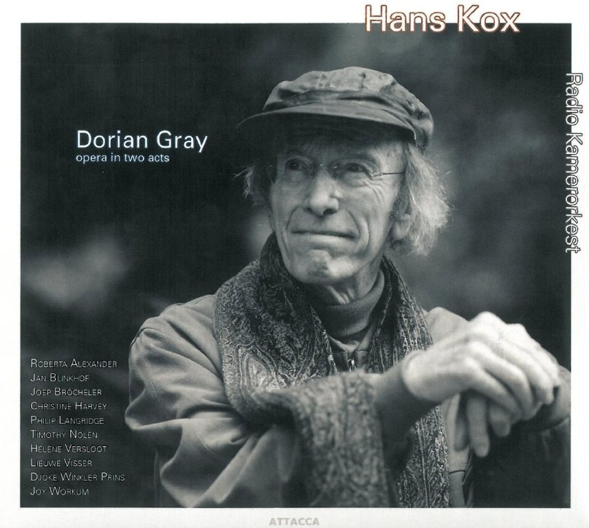 Dorian Gray_CD