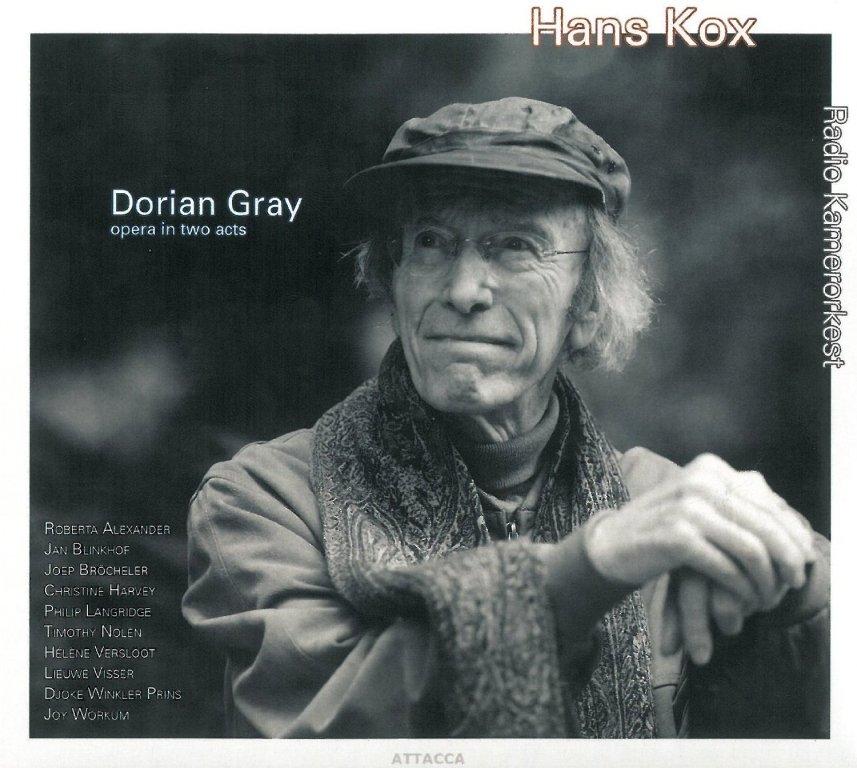 Dorian Gray_CD