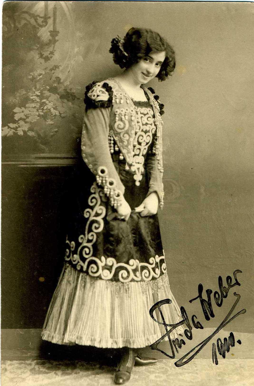 Frida Weber-Flessburg