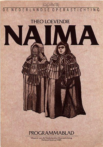 Naima_libretto