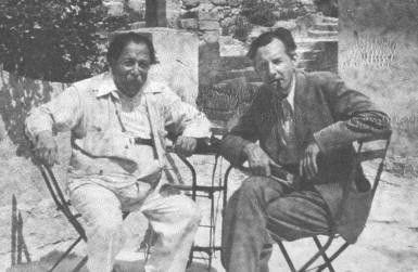 Pierre Monteaux en Willem Pijper