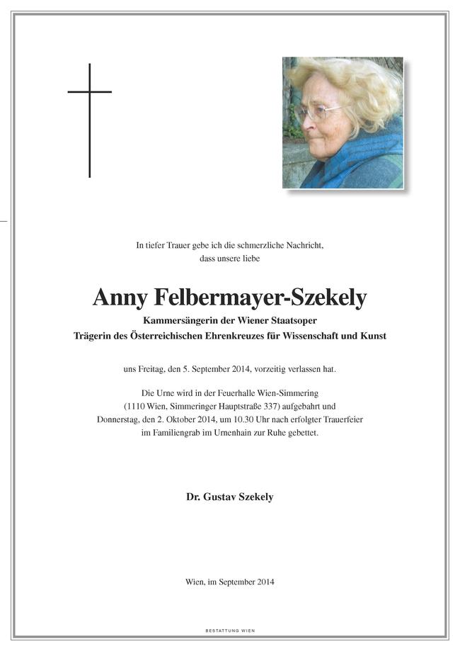 Anny Felbermayer