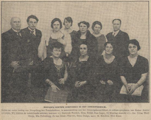 2_Mahler 8- Algemeen Handelsblad 10-1-25