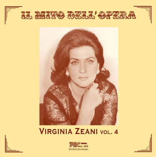 CD_Virginia Zeani_Bongiovanni