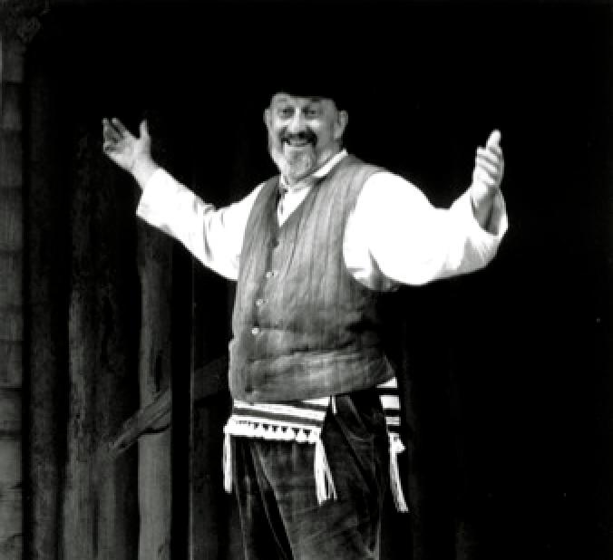 Manfred Klein Anatevka