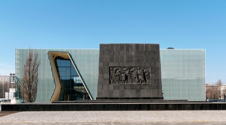 Museum Polin Warschau
