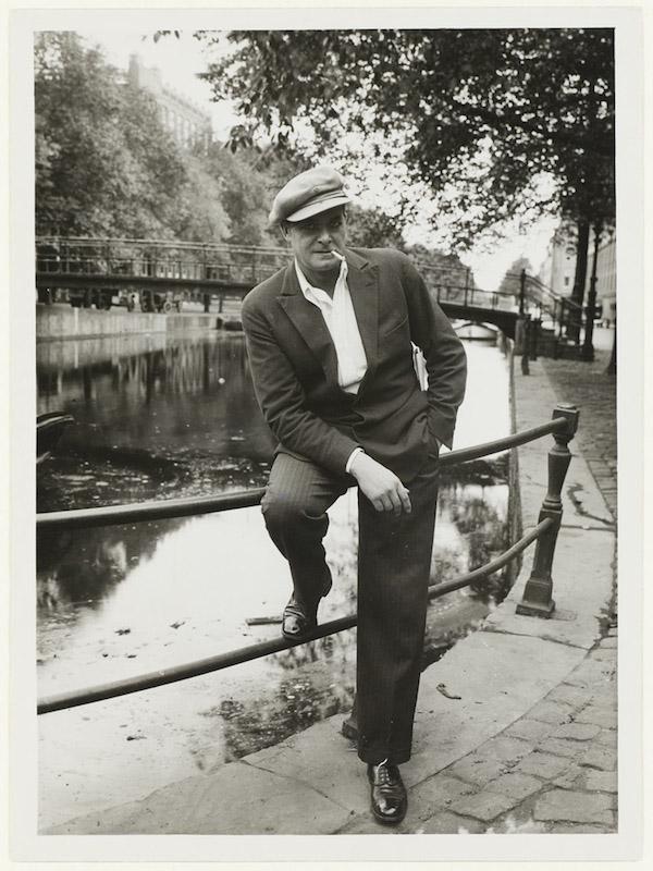 Emile van Bosch ten tijde van De Koningin van Montmartre_1938