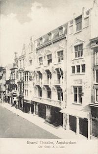 Grand Theatre Amsterdam