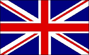 Union Jack Engelse Vlag English Flag