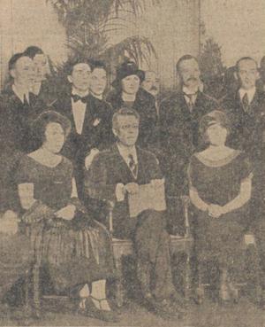 Jubileum Rotterdam 20 december 1924