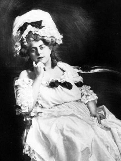 Margarethe Siems as the Marschallin_1911
