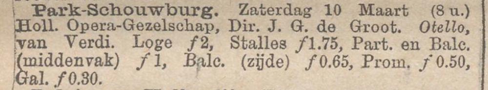 Nieuws van den Dag 9-3-1888