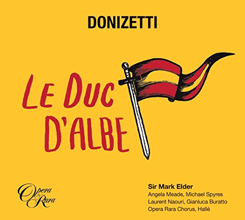 CD_Donizetti_Duc Albe_Opera Rara