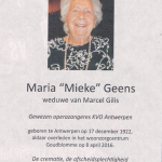 Maria Geens