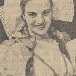 1943 Verkaufte Braut Gerda Pons