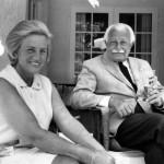 Gerda Pons en Will Franssen