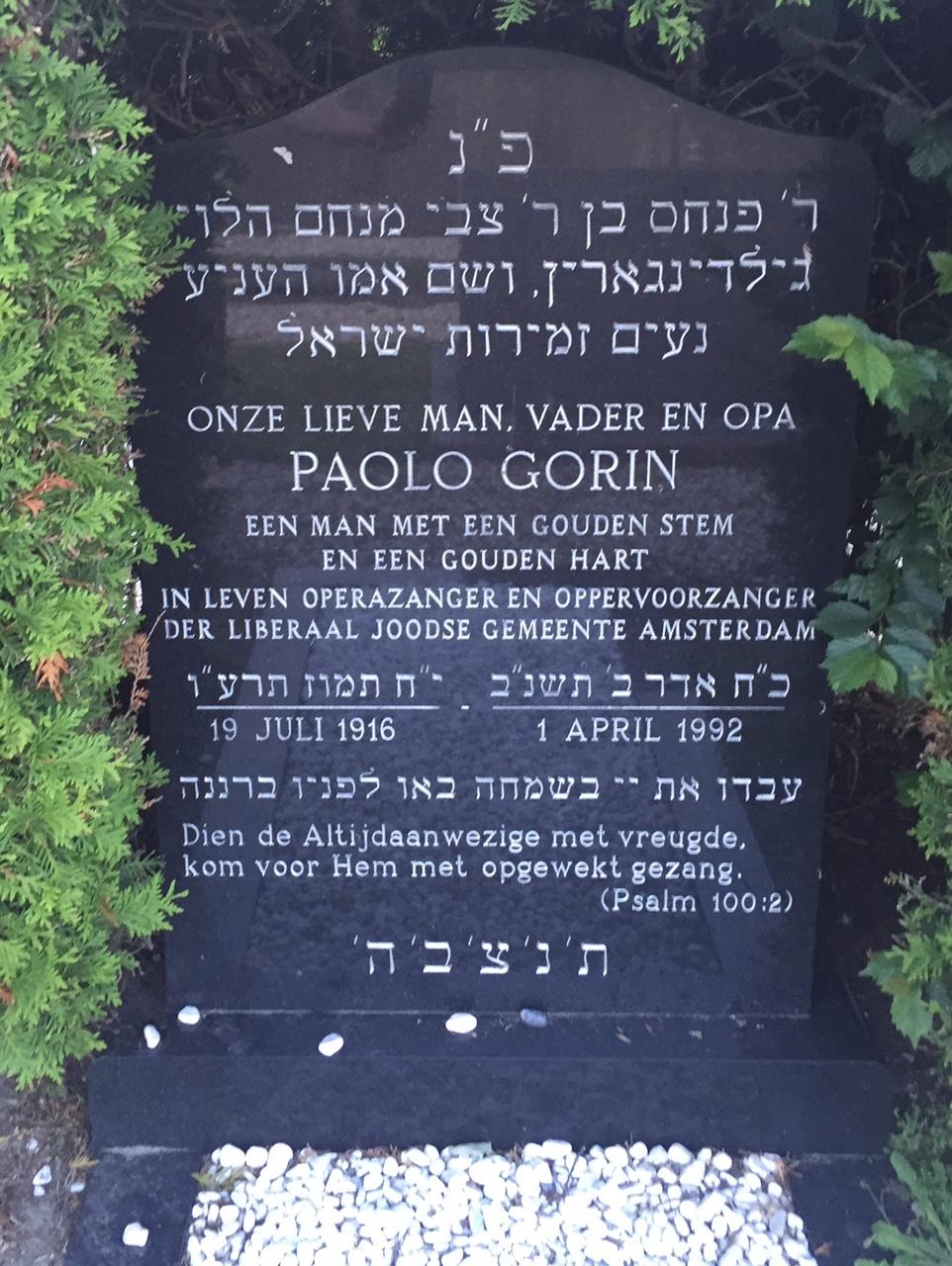 Paolo Gorin Graf