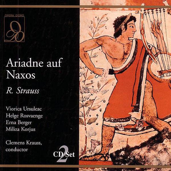 CD_Ariadne_Opera dOro_Krauss