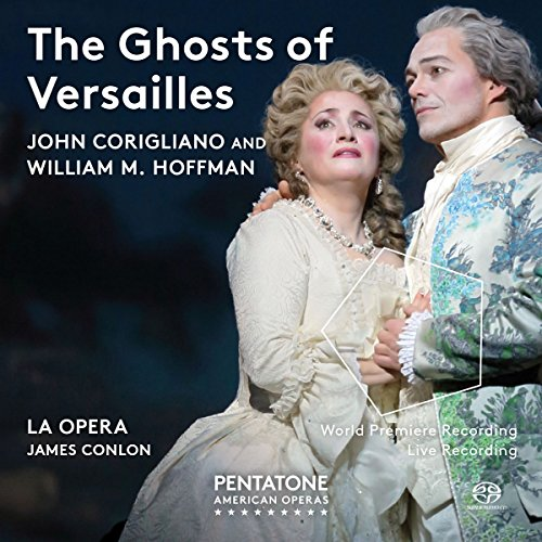 CD_Ghosts Versailles_Pentatone