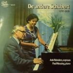 De andere Schubert Ank Reinders