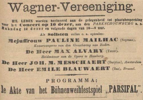 parsifal-16-januari-1891